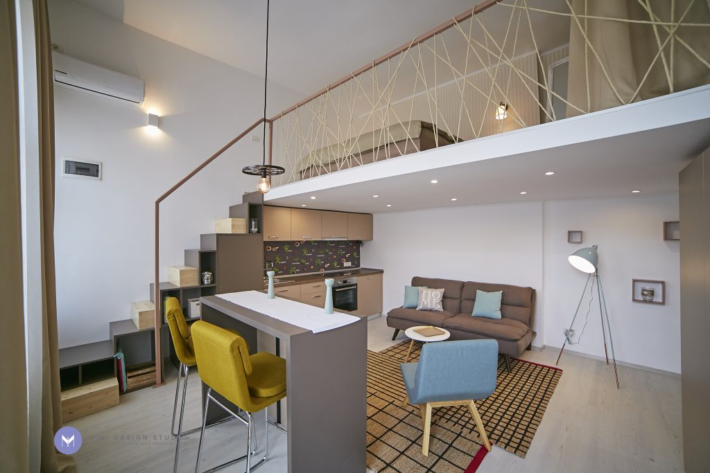 design apartament loft